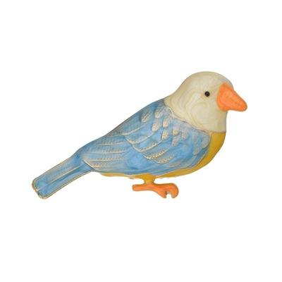 Fashion Bird Shape Colorful Enamel Brooches Animal Pin For Women Kids Scarf Suit Lapel Pins Pendant Jewelry b204