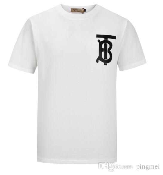 ETYU 2019 Sommer Designer Medusa T Shirts Für Männer Tops Tigerkopf Stickerei T-shirt Herrenbekleidung B Marke Kurzarm T-shirt Frauen Tops