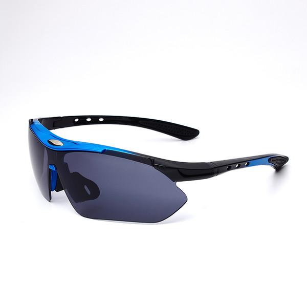 2019 Hombres Mujeres Deportes Senderismo Conducción Gafas de sol Deportes al aire libre Gafas Diseñador de la marca Deportes Gafas de sol Gafas de sol para hombres