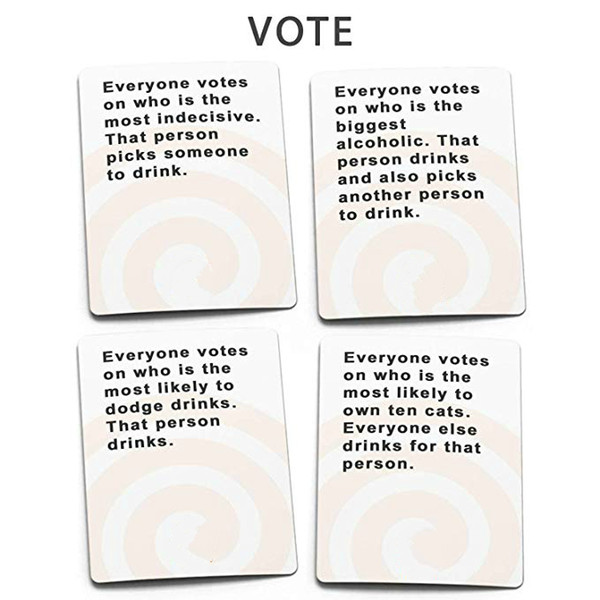 Fun Adult Drinking Game For Parties Adult Party Card Games IMMEDIATELY DELIVERY Fun Adult Drinking Game Party Cards