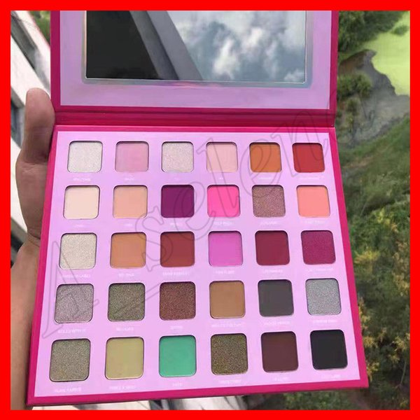 New face makeup matte eye hadow palette five tar pre ed arti try eye hadow palette 30 color hipping