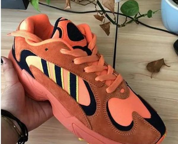 scarpe firmate Kanye West 700 Yung-1 Runner Scarpe sportive da uomo Scarpe da ginnastica Donna Moda donnaYEEZY700 Sneakers OG Dad Shoes