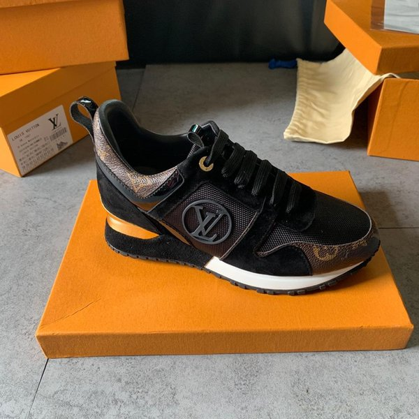 best selling 2019ii new listing luxury designer striped casual shoes high quality lovers shoes fashion wild men and women sports shoes 35-46