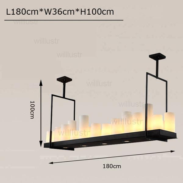 L 180 * W36cm * H100cm