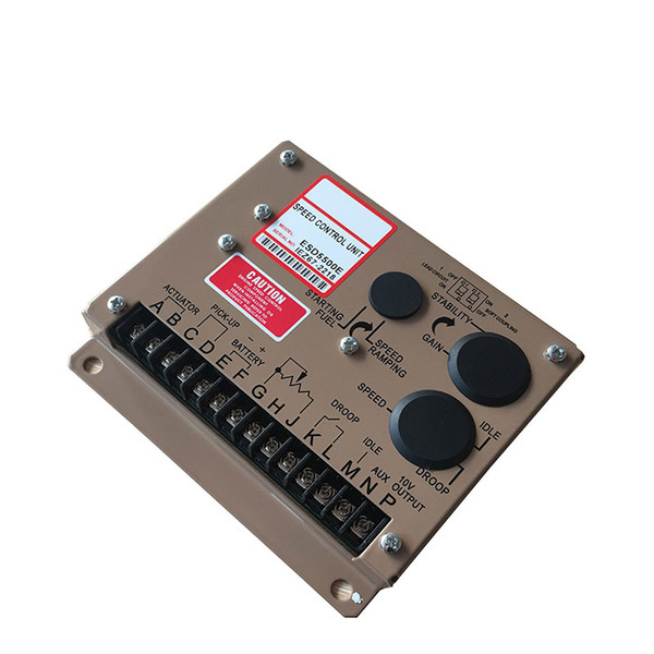 Engine Speed Control Governor ESD5550E for Cummin Diesel Generator Unit Controller with double capacitors