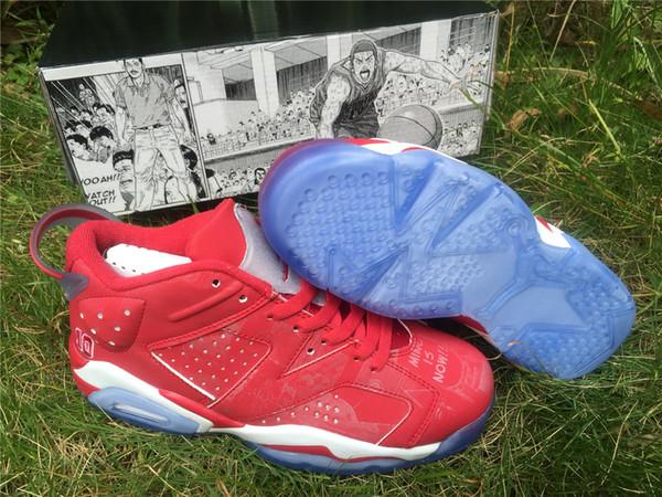 Nike Air Jordan Retro Shoes 6 6S Zapatillas de baloncesto para hombre CNY Carmine Cat Suede Harvest Slam Dunk Pantone GS Pinnacle Bugs Bunny Zapatillas deportivas