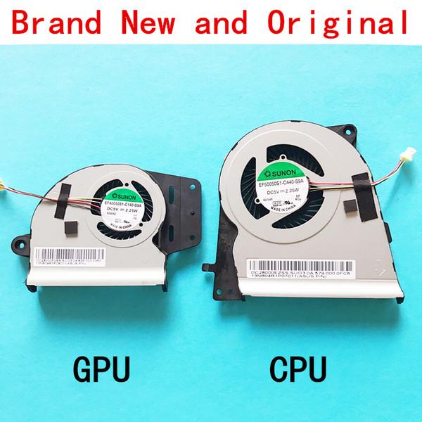 Новый радиатор ноутбук для ASUS ZENBOOK SUNON EF50050S1-C440-S9A 13NB04R1P07011 dc28000ezss ноутбук gpu CPU вентилятор охлаждения кулер