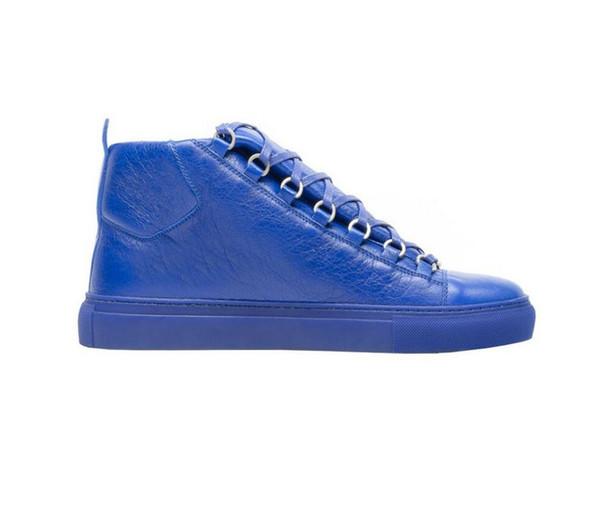 Sapatos de grife de moda dos homens novos para homens sapatos de couro de alta para ajudar clássico sapatos casuais para homens skate sapato