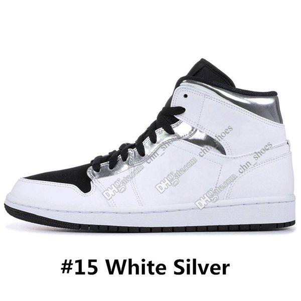 # 15 Белое серебро
