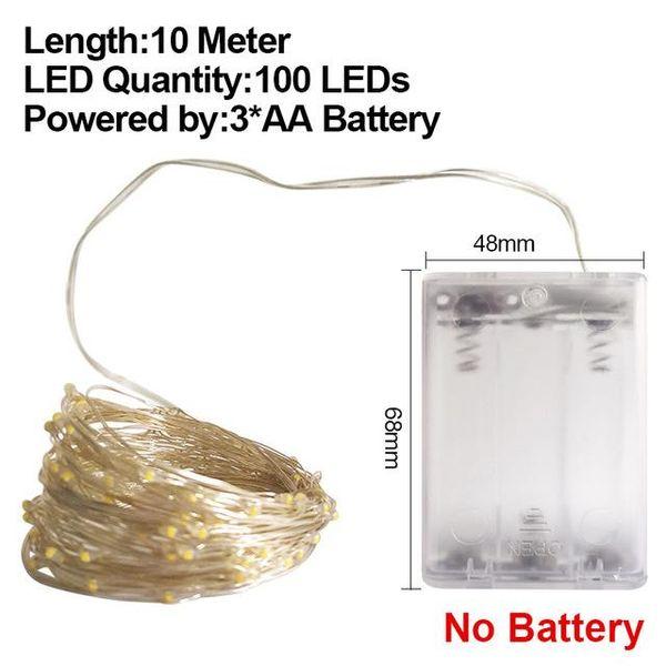 10M 2A No Batería