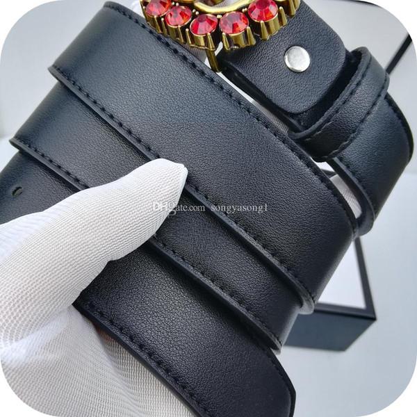 Luxury Design Belt For Women Lady Buckle Genuine Leather Belts Elegant Belt Female Cowskin Strap For Jeans belts