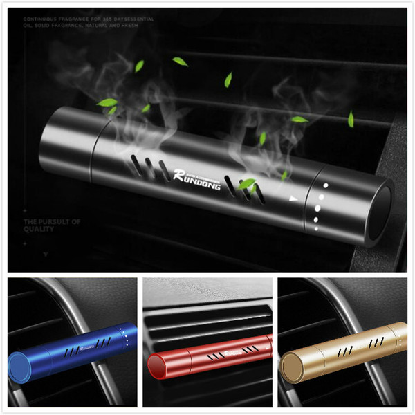 5 цветов автомобильный освежитель воздуха авто выход духи вентиляционный освежитель воздуха в машине кондиционер клип выход воздуха ароматерапия клип