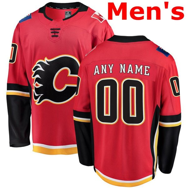 Mens Red Home_