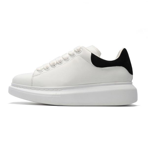Shoes Fashion Designer 3M reflexiva plana Casual Shoes Homens Mulheres plataforma do partido Triplo Branco Preto Sports Sapatilhas 36-44 transporte livre L09
