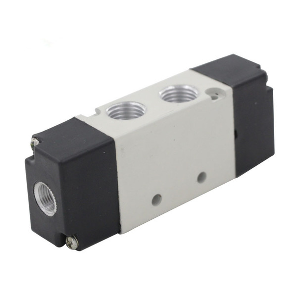 best selling G1 4 AirTAC Air Valve 4A220-08 5 Way Pneumatic Air Control Solenoid Valve Inlet Outlet 1 4