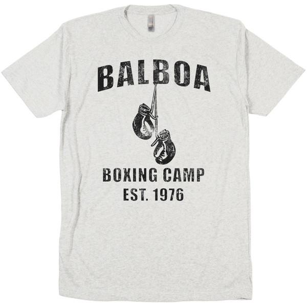 Rocky Balboa III III IV V VI 2 3 4 Sylvester Stallone Apollo Creed tee M. T Shirt Hommes Femmes Mode Unisexe tshirt Livraison Gratuite noir