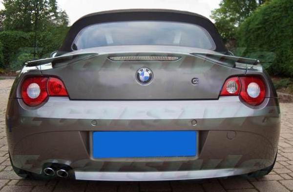 FOR CARBON FIBER BMW 2003-2008 Z4 E85 CONVERTIBLE REAR WING TRUNK SPOILER
