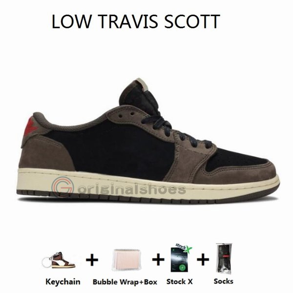 1S-ترافيس سكوتس منخفضة