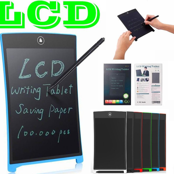 4.4 / 8.5 / 12 pollici LCD Tablet Tablet Digital digitale portatile disegno Tablet pastiglie a mano Tablet elettronico per adulti Bambini bambini
