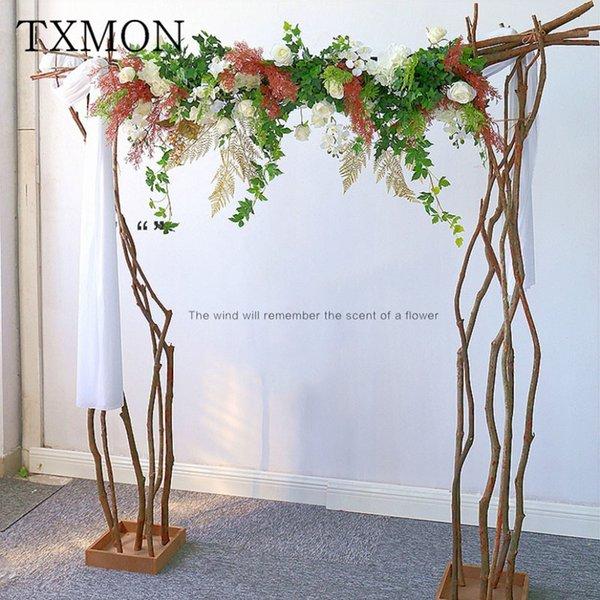 Özel yapım Mori düğün sahne düzeni çiçek duvar çiçek satır dekorasyon simülasyon çiçek pencere fotoğrafçılık fotoğraf arka plan
