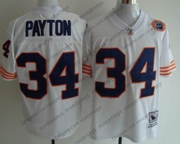CHI #34 Payton White Vintage (Big #)