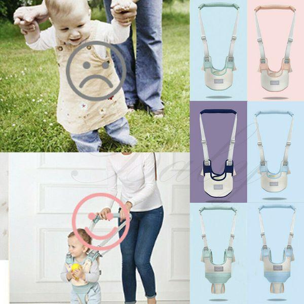 Neu Infant Kids Baby Safety Walking Belt Strap Harness Assistant Walker  NEU^