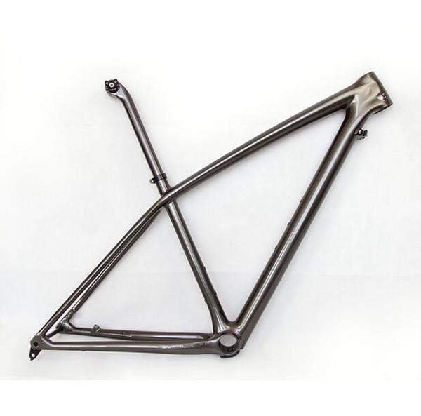 2020 T1100 fibra de carbono MTB 29er 27.5er 148 * 12 milímetros de carbono MTB bicicleta quadro da bicicleta quadro 820g Super peso leve feita Taiwan