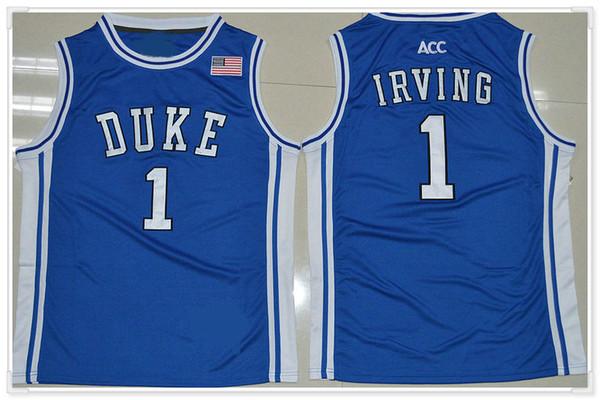 blu Duke Blue Devils # 1 Irving -Round
