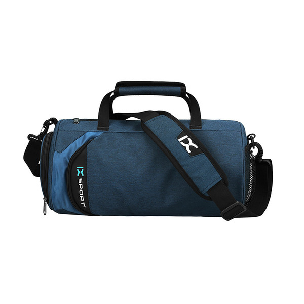 Waterproof Women's Men's Gym Bag Sports Bag For Sports Fitness Gym Backpack With Shoes Storage Dry Wet Shoulder Handbag