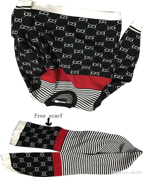 Estilo clássico italiano camisola estilo clássico lenço italiano qualidade de boa qualidade super bom livre para enviar um lenço com uma combinação perfeita