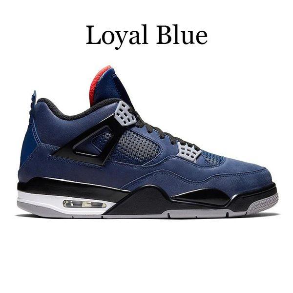 Лояльный синий