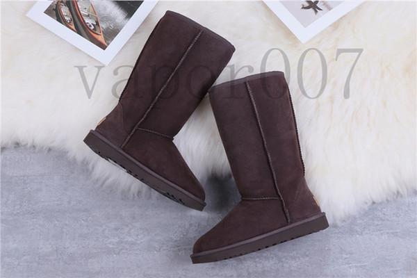 bottes de concepteur de luxe de la mode chaussures classiques femmes courtes bottillons botte d'hiver WGG Australie Fluff ouais filles HIGH sneakers # 33Ccf0b chaussures