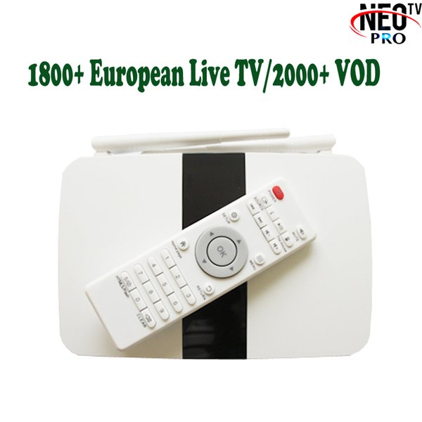 French Channels 1 Year NEOTV Pro Subscription IPTV Box Android France  Arabic HD H 265 Netherlands Spain African Algeria Kurdish TV Box VOD  Internet Tv