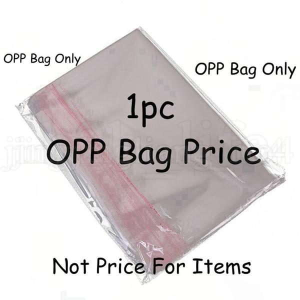 Preço do saco de OPP, não cachecol