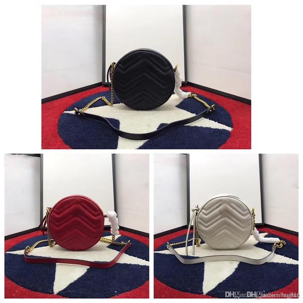 550154 Bag designer bags Single top luxury Inclined shoulder brand fashion famous women handbags crossbody waist Popular sheepskin 2020 10AW