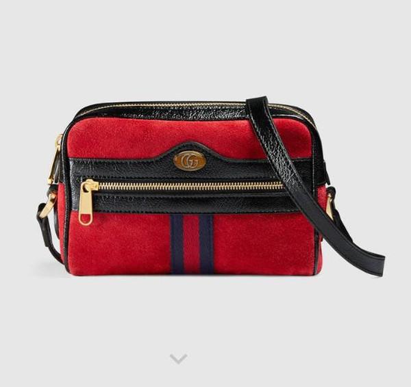 mini Ophidia series suede 517350 handbag Top Handles Boston Totes Shoulder Crossbody Bags Belt Bags Backpacks Luggage Lifestyle Bags
