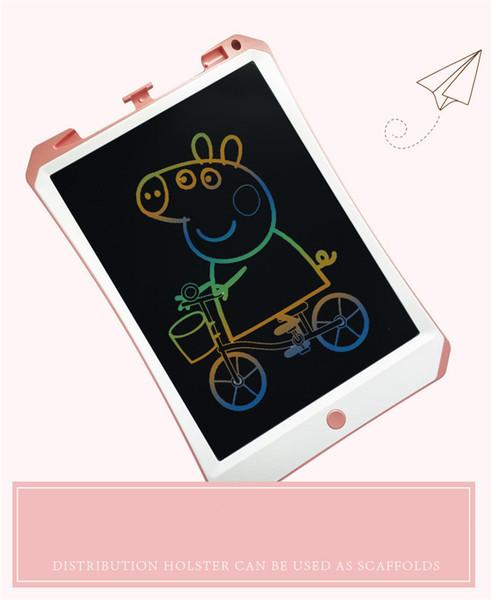 Satin Al 11 Inc Oyuncaklar Renkli Lcd Yazma Tablet Cocuk Cizim