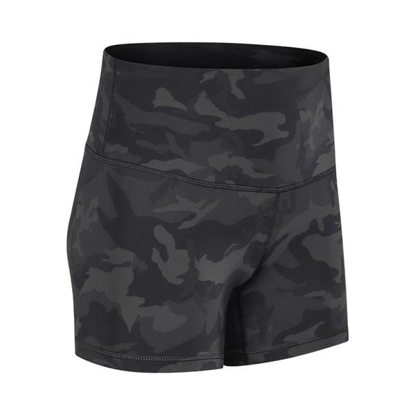 Camouflage schwarz