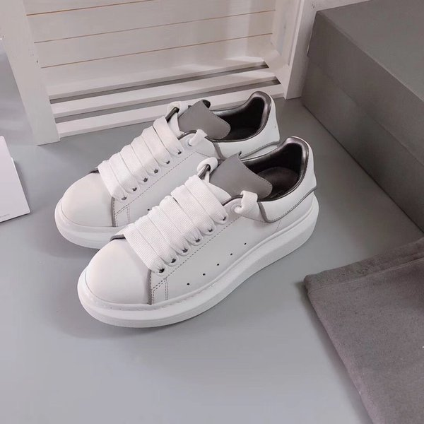 Designer Flat Casual Best Quality Mens Womens Fashion Thick Sole Sneakers Party Platform Velvet Comfortable Walking brand Running shoes #113