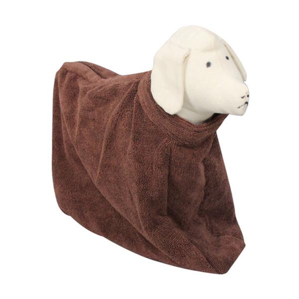 Toalla Albornoz nuevo perro para mascotas Baño para Perro Pequeño Medio Grande Perros 400g de microfibra super absorbente toalla de secado de mascotas