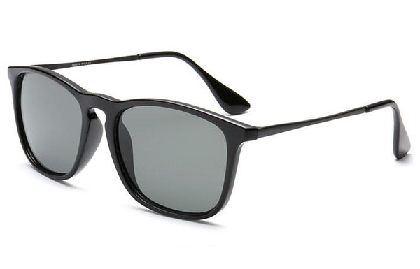 Men women fashion party frame sunglasses street shot reflective glasses black blue leopard frame sunglasses