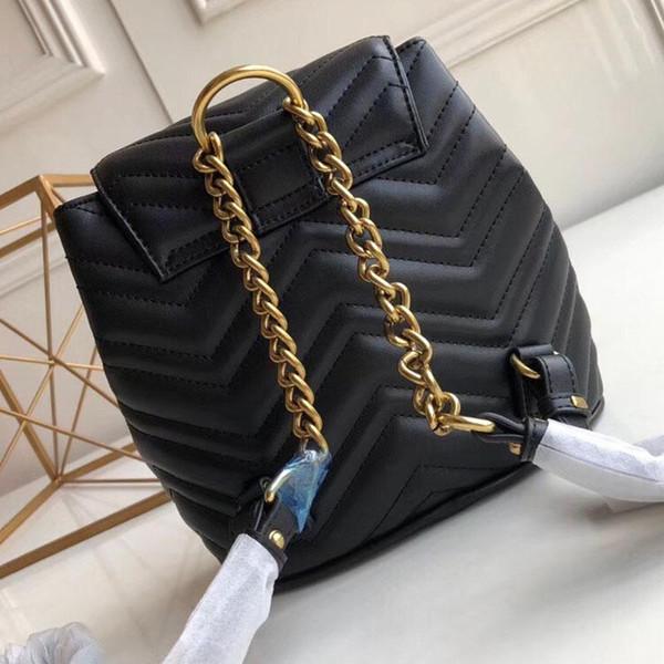 VeraStore Cuero G Mochila estilo Bolsos de mujer Mujer 2019 Diseñador Bolso de hombro de alta calidad de las mujeres