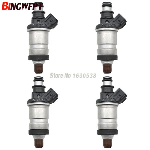 4pcs Fuel Injectors 06164P2J000 Honda Accord Civic Odyssey Acura RL TL Integra