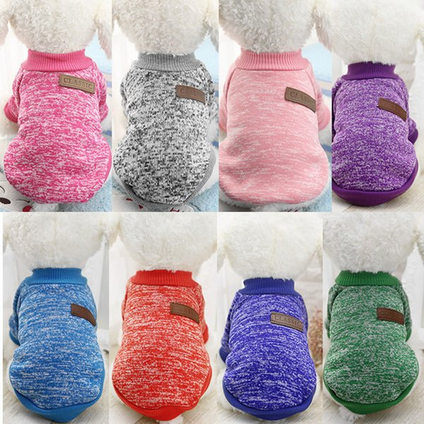 Warm Pet Clothing for Dog Clothes For Small Dog Coat Jacket Puppy Pet Clothes For Dogs Costume Vest Apparel Chihuahua Jacket