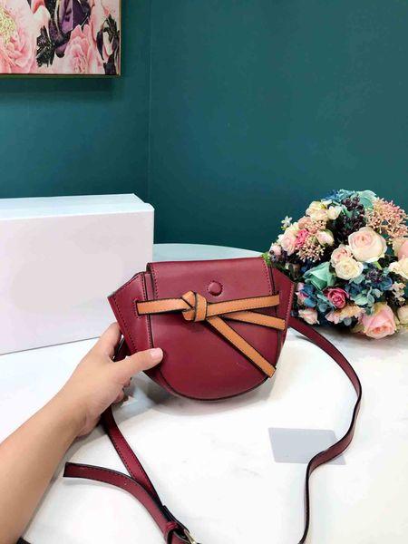novos 6 cores bolsas designer de moda senhora crossbody alta qualidade bolsas mulheres sacos de luxo designer ombro grife