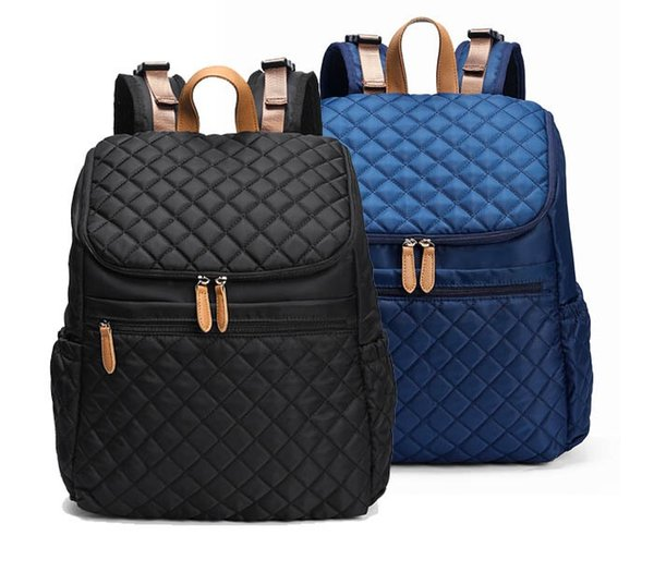 Eşleştirme Değişen Pad ile Kadın, Erkek, için Arabası sapanlar Bebek Bezi Organizatör Backpack ile Tasarımcı-Bezi Çanta Sırt Çantası