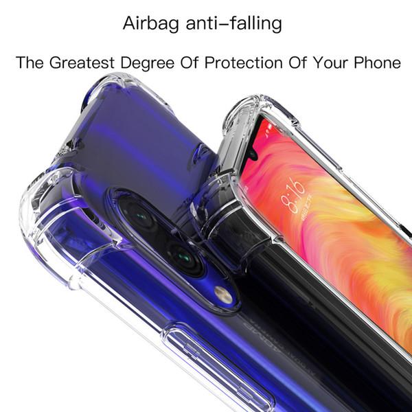 ULTRA SOTTILE PROTECTION Silicone Cover Custodia Per Redmi Note 7