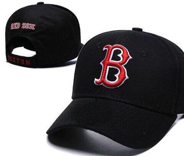 Venta al por mayor nueva llegada sombrero Snapback Caps Strapback moda Red Sox tapa ajustable todo el equipo de béisbol mujeres hombres Snapbacks alta calidad sombrero