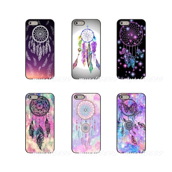 Pretty Mandala Tribal feather Dreamcatcher Hard Phone Case Cover For Apple iPhone X XR XS MAX 4 4S 5 5S 5C SE 6 6S 7 8 Plus ipod touch 4 5 6