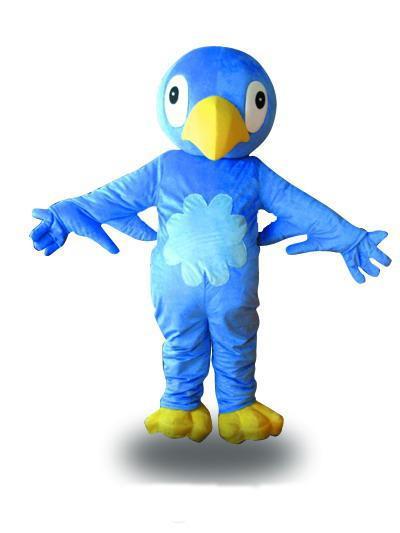 2019 Factory direct sale Parrot Mascot Costume by CJs Huggables Pro Mascots Custom